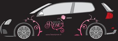 Beauty Rose kan mobiel werken in de omgeving van Eindhoven